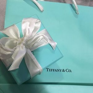 Tiffany & Co. Jewelry - Tiffany & Co. Silver Trefoil Clover Key ❤️